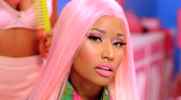 Boy Named Barbie: Nicki Minaj ft Cassie THE BOYS makeup