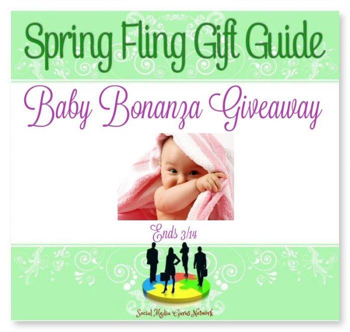 Spring Fling Baby Bonanza Giveaway