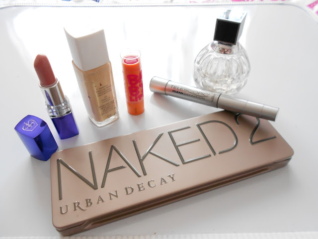 UK beauty products monthly favourites rimmel revlon baby lips naked2