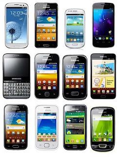 Info Daftar Harga HP Samsung Terbaru 2013