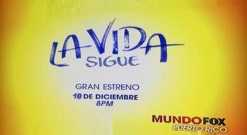 La Vida Sigue¨ ¡Estrena la próxima semana por MundoFOX!