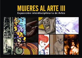 """INVITACIÓN """"MUJERES AL ARTE III"""""""