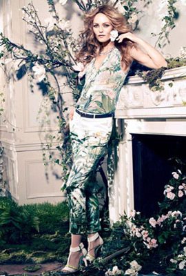 H&M Conscious primavera 2013 moda mujer