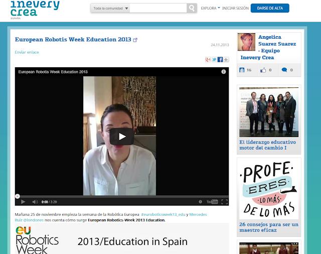 http://ineverycrea.net/comunidad/ineverycrea/recurso/european-robotis-week-education-2013/7b9a14ed-22ec-47c0-b890-eb2cea3c9136