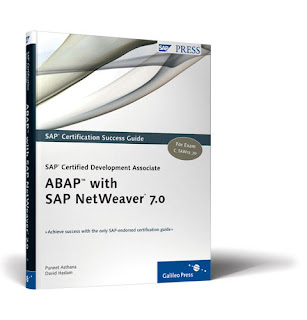 SAP Certification Success Guide – SAP Certified Development Associate – ABAP with SAP NetWeaver 7.0