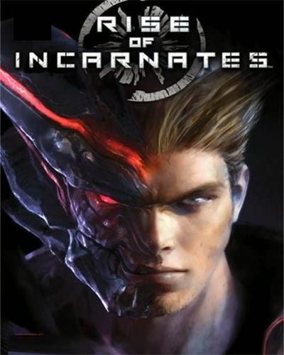 غلاف لعبة الاكشن صعود التجسيد Rise of Incarnates للكمبيوتر