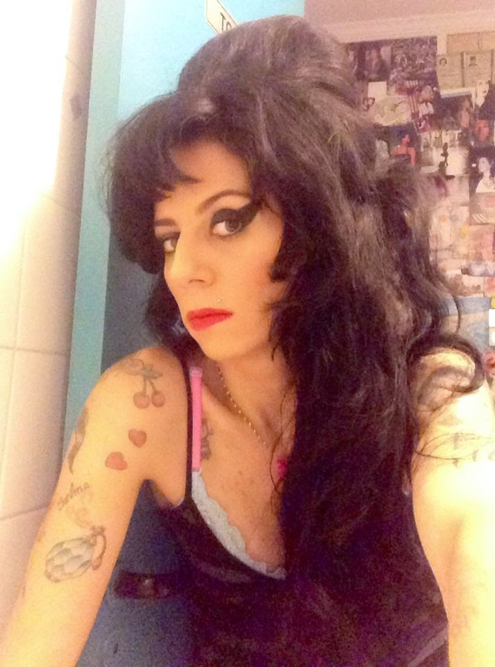 Amy Winehouse Double