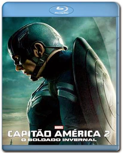 Capitao America 2 O Soldado Invernal 3D 1080p Bluray + Legenda