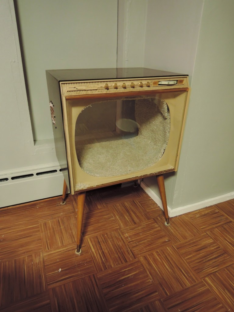 Atomic Age Alchemy Repurposing Vintage Television Sets
