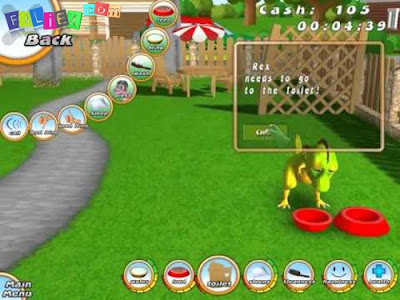 Download Games PC 101 Dino Pets | Free Download Game | Software