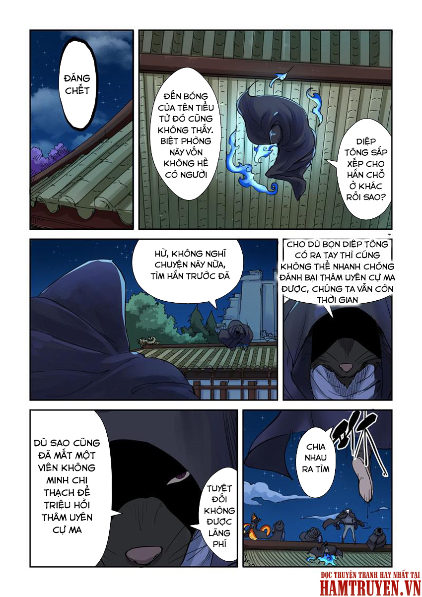 Tales of Demons and Gods chap 131 page 3 - IZTruyenTranh.com