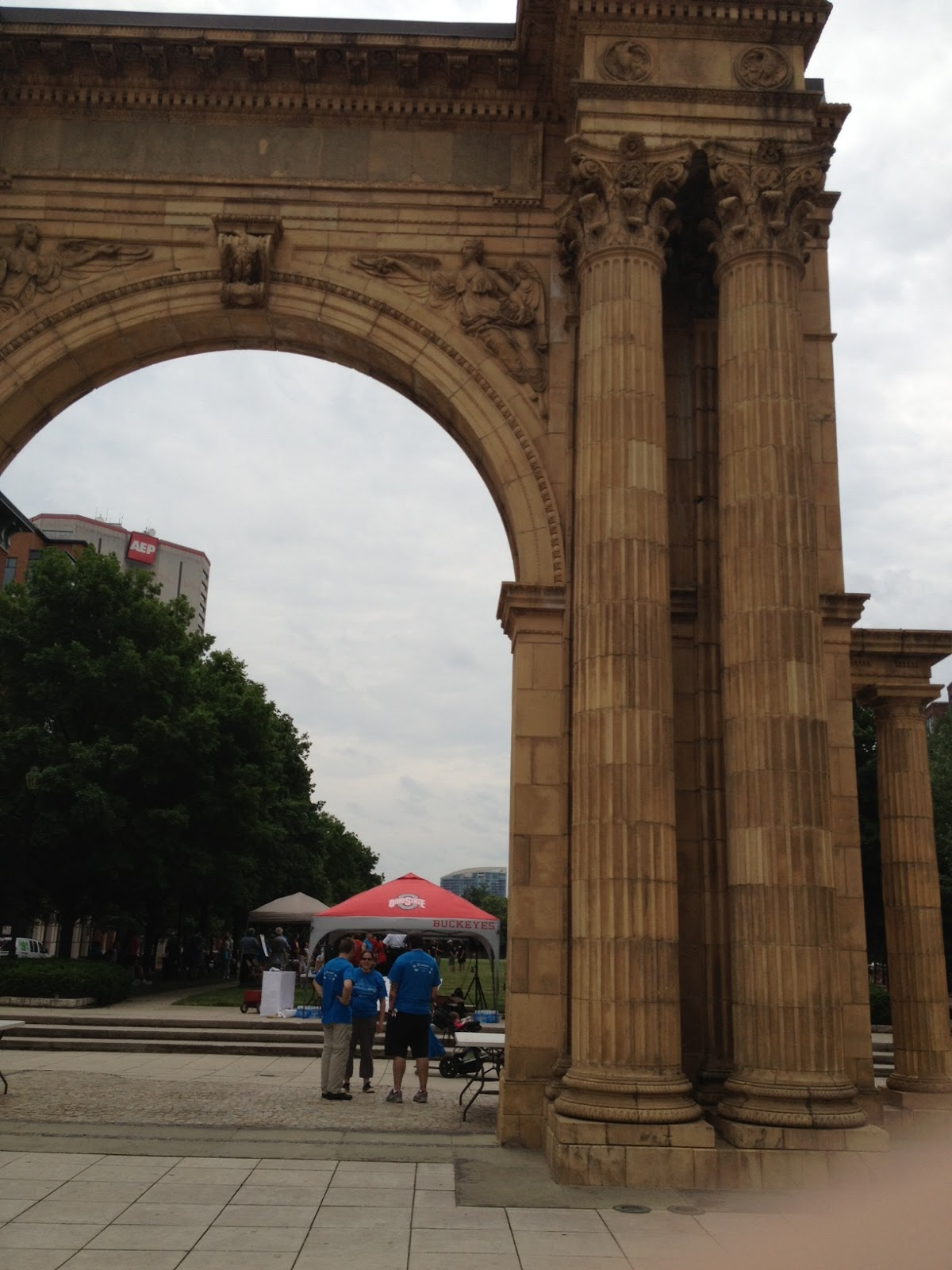 Ancient Roman Architecture: The Union Station Arch