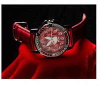Buy Playboy watches upto 94% off Rs. 343 only at Flipkart.
