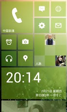 Windows Live Tile on Android - Launcher 8