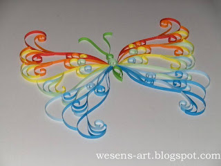 new Quilling Butterfly 03    wesens-art.blogspot.com