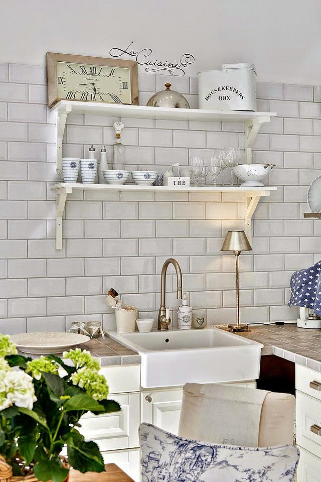 All colors of design giugno 2014 - Piastrelle diamantate cucina ...