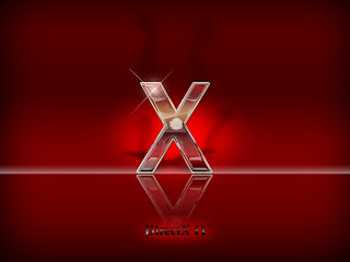 Directx 11 Red wallpaper