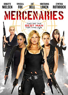 Mercenaries (2014) Hindi Dual Audio BluRay | 720p | 480p