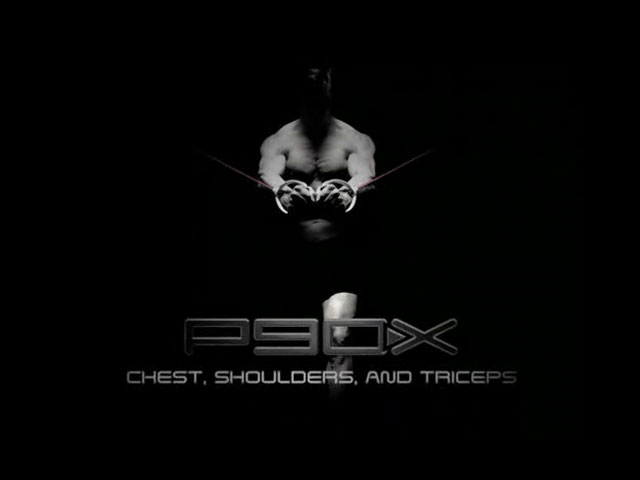 A Ginger Works Out: Insanity Day 12: P90X's Chest, Shoulders and ...