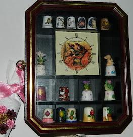 porcelana pintada à mão
