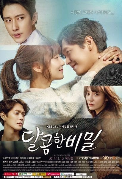 DRAMA KOREA Love & Secret