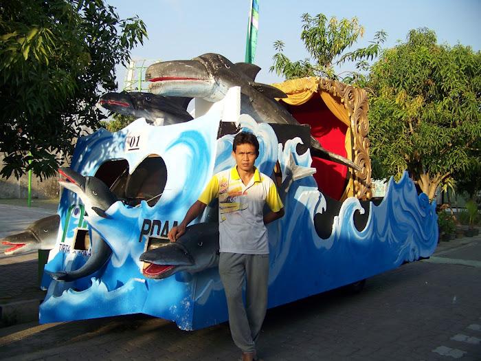 MOBIL Karnaval PDAM Demak 2009