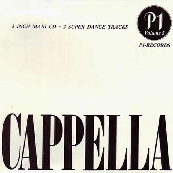 Cappella - Helyom Halib (German Mini CDS)