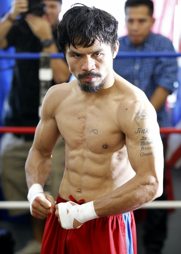 Manny Pacquiao fighter