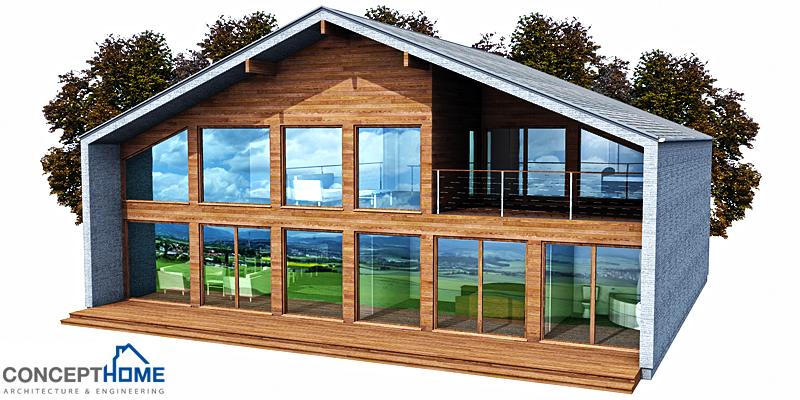 Australian house plans modern australian home ch151 for Modern australian house plans