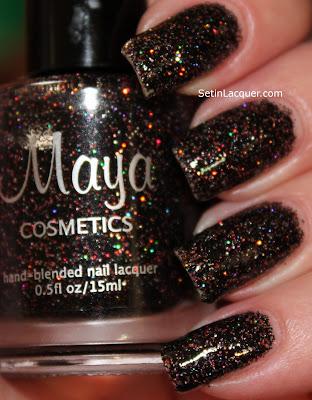 Maya Cosmetics Voodoo nail polish