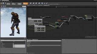 Blueprints animation system