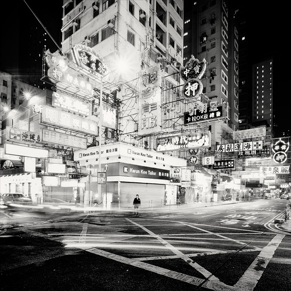 City of Neon Lights, © Martin Stavars