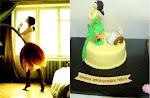 Dans Eden Kız Pasta