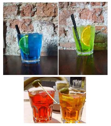 Doni 39 s made spritz ai 4 colori for Bicchieri aperol spritz