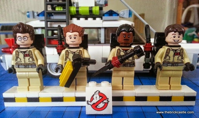 LEGO Ghostbusters set 21108 Ray and the Ghost Trap