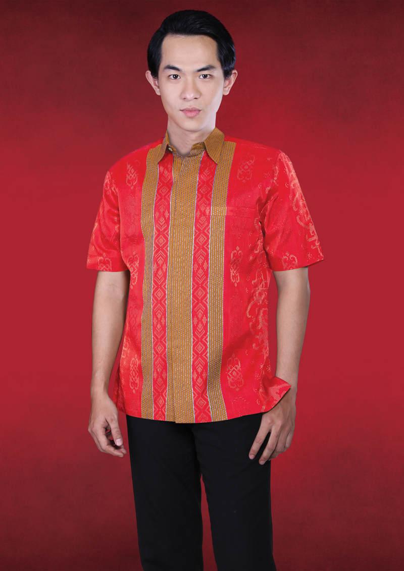 Batik Tenun - Imlek