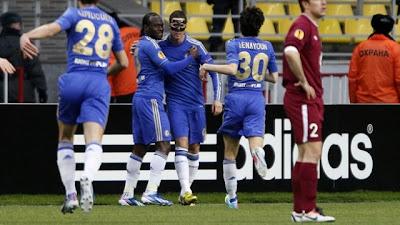 Chelsea VS BAsel 2013