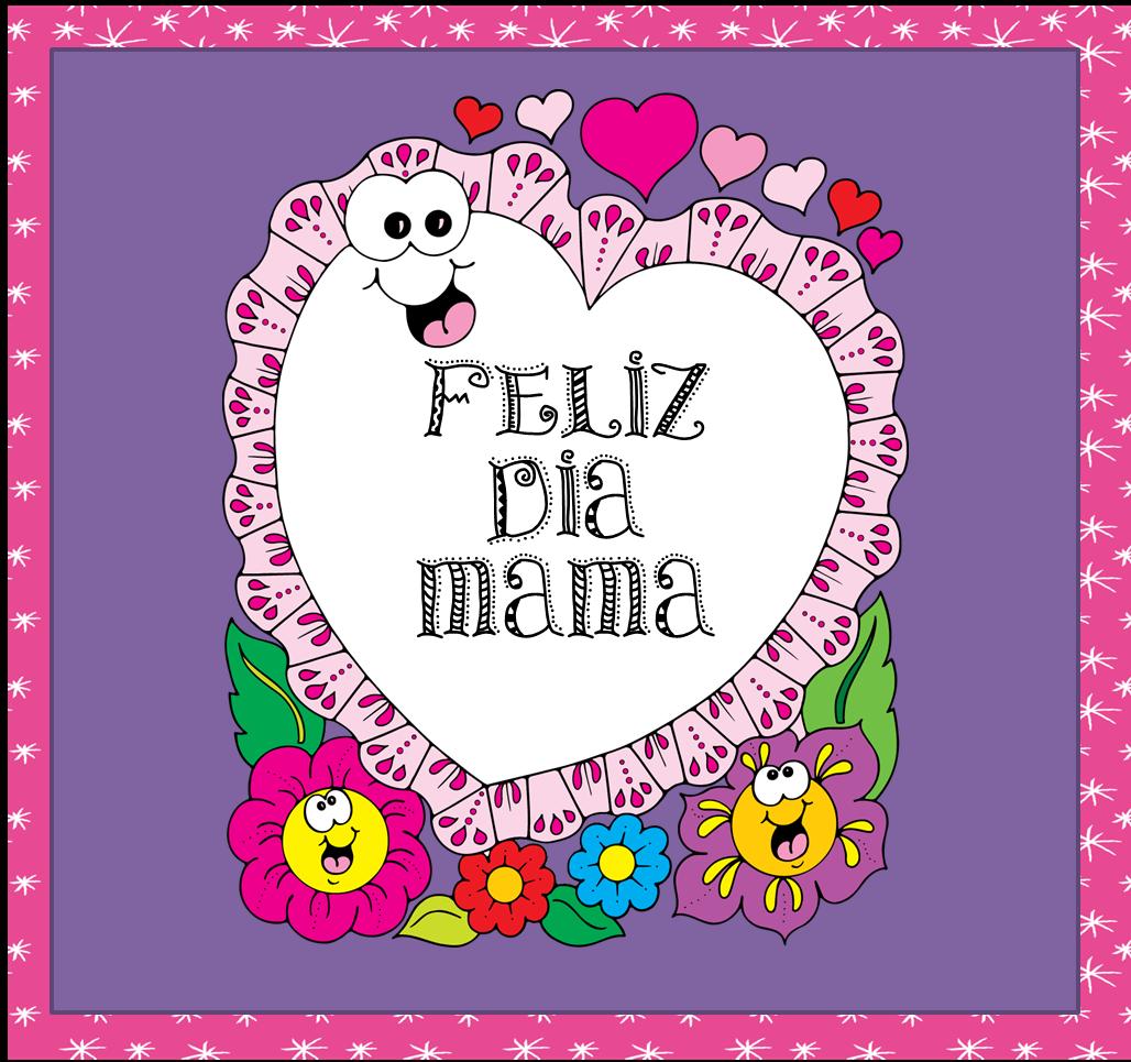 Inicial para Todos: Modelos de Tarjetas para el Día de La Madre