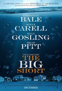 The Big Short, teaser poster