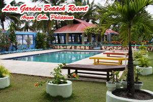 My fun page my birthplace a fascinating argao for Pool garden mountain resort argao