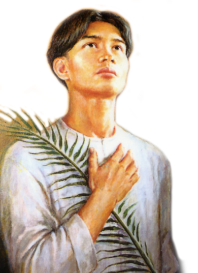 Wallpaper san pedro calungsod - San pedro wallpaper ...