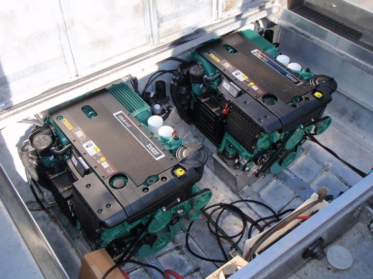 Volvo Penta D4 Diesel engines