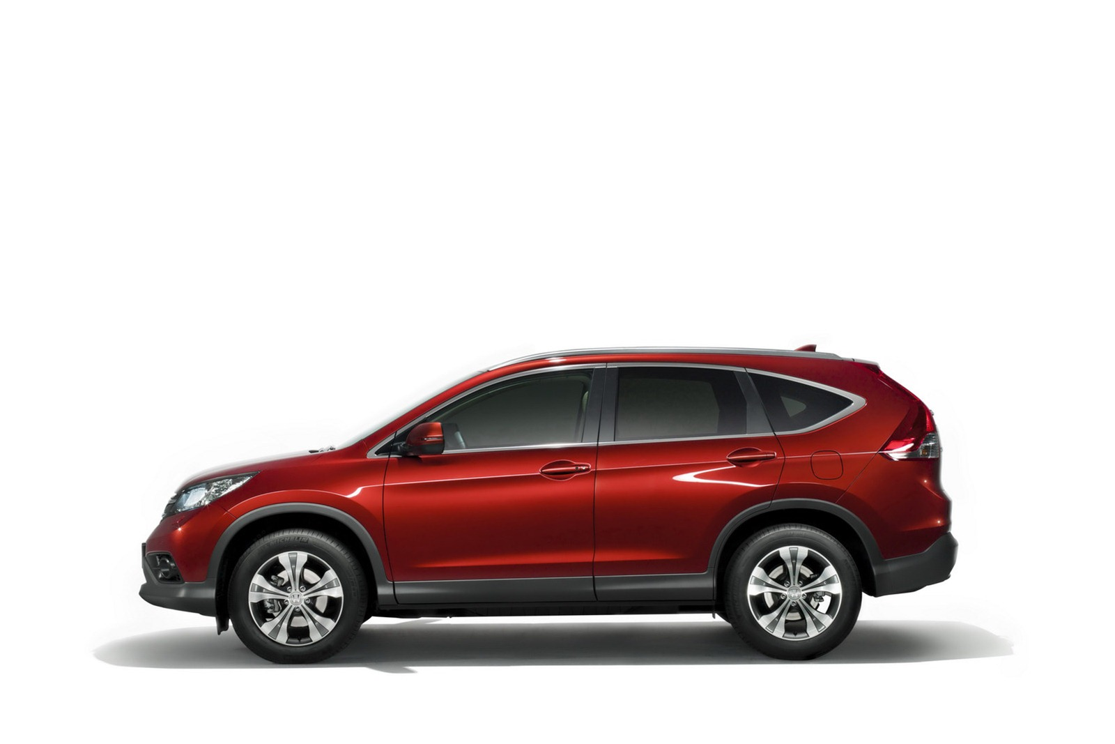 Honda Unveils European Market 2013 CR V  Available with Diesel and