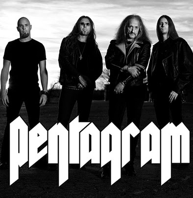 Pentagram @ The Opera House, June 20