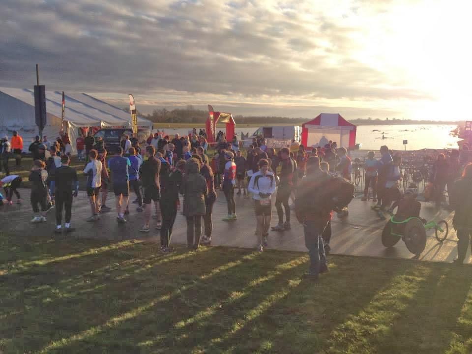 Maxifuel Winter Duathlon, Dorney Lake, F3 Events