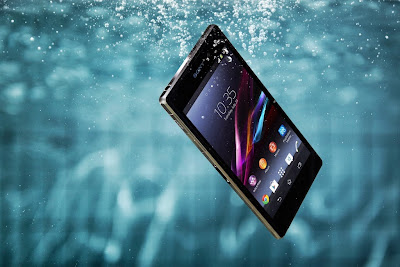Sony xperia Z1 android waterproof itechment