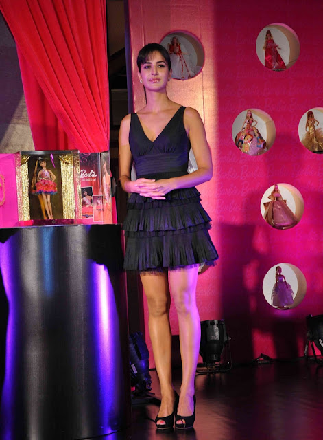 Katrina Kaif Unveils New Barbie Doll Pics
