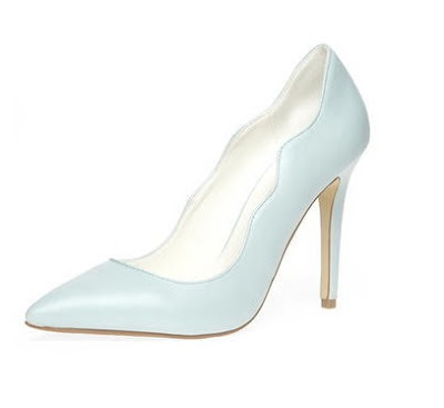 Dorothy Perkins blue pumps
