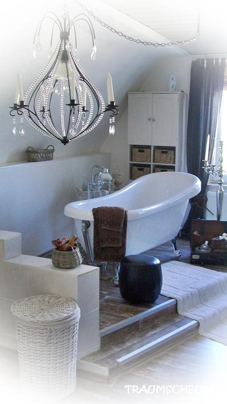 Traumscheune nostalgie im badezimmer - Nostalgie im badezimmer ...