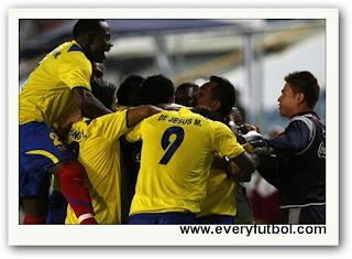 Resultado Partido Chile (0) Vs Ecuador (1) – Sudamericano Sub 20